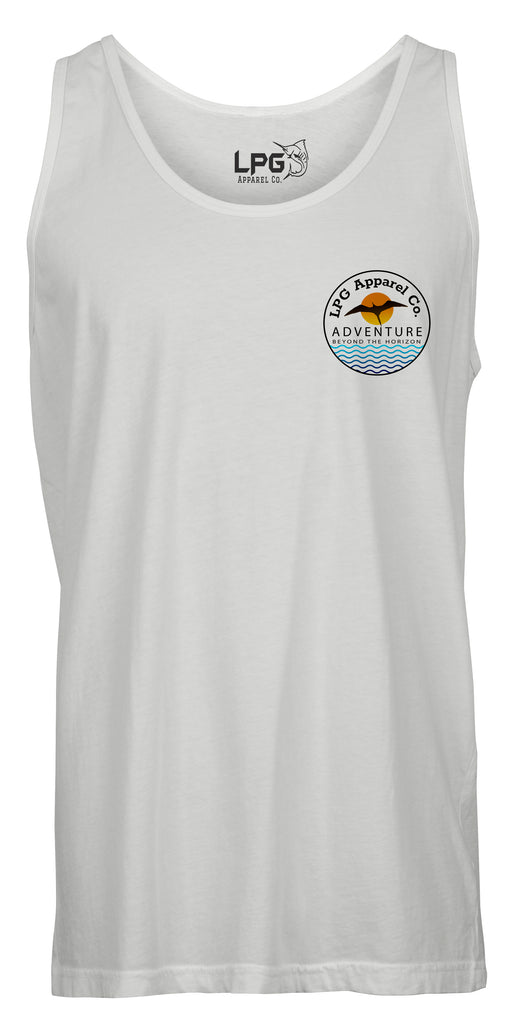 LPG Apparel Co. Frigate Adventure Unisex  Tank Top - Lobo Performance Gear