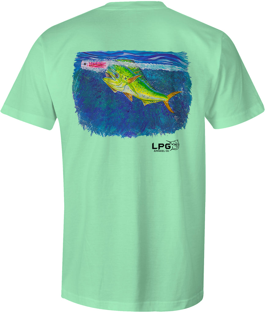 LPG Apparel Co. Screamin' Mahi T-Shirt