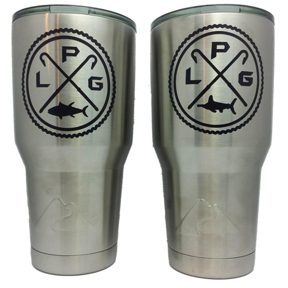 LPG Signature Series 30 Ounce Tumbler - Lobo Performance Gear