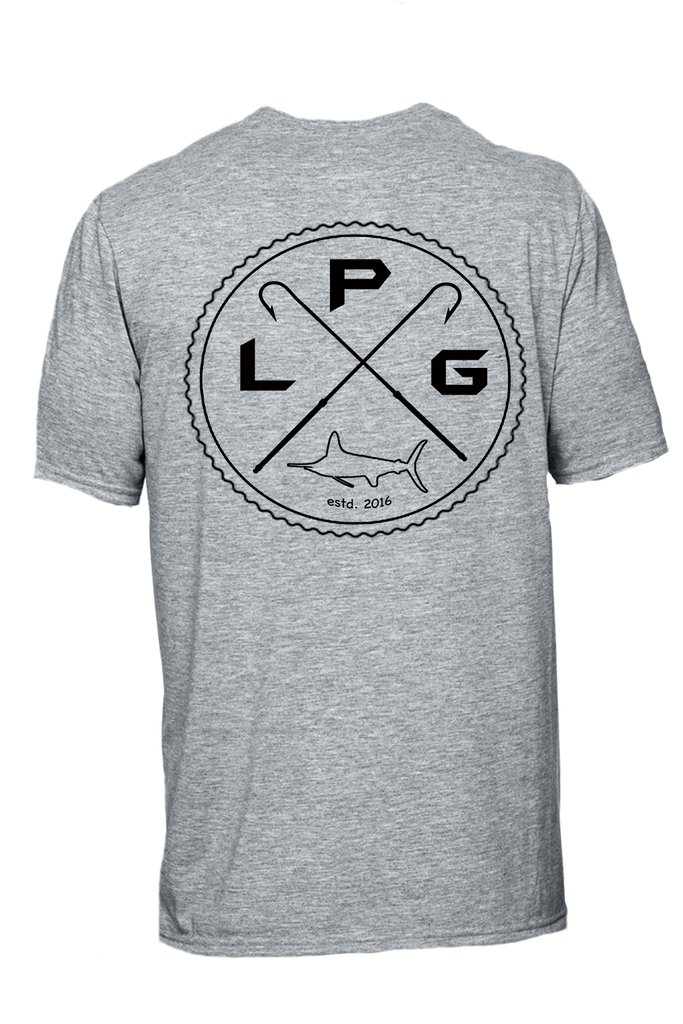 LPG Signature Gear Logo T-Shirt - Lobo Performance Gear