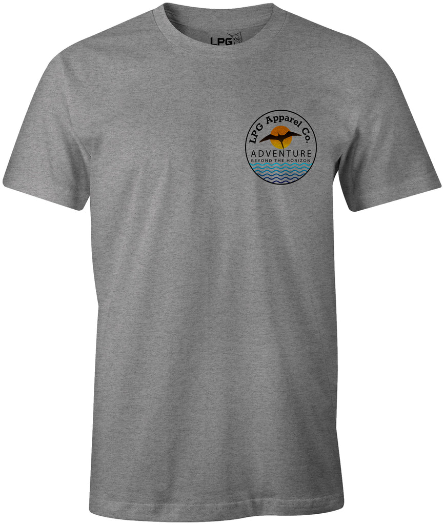 LPG Apparel Co. Frigate Adventure Unisex T-shirt - Lobo Performance Gear