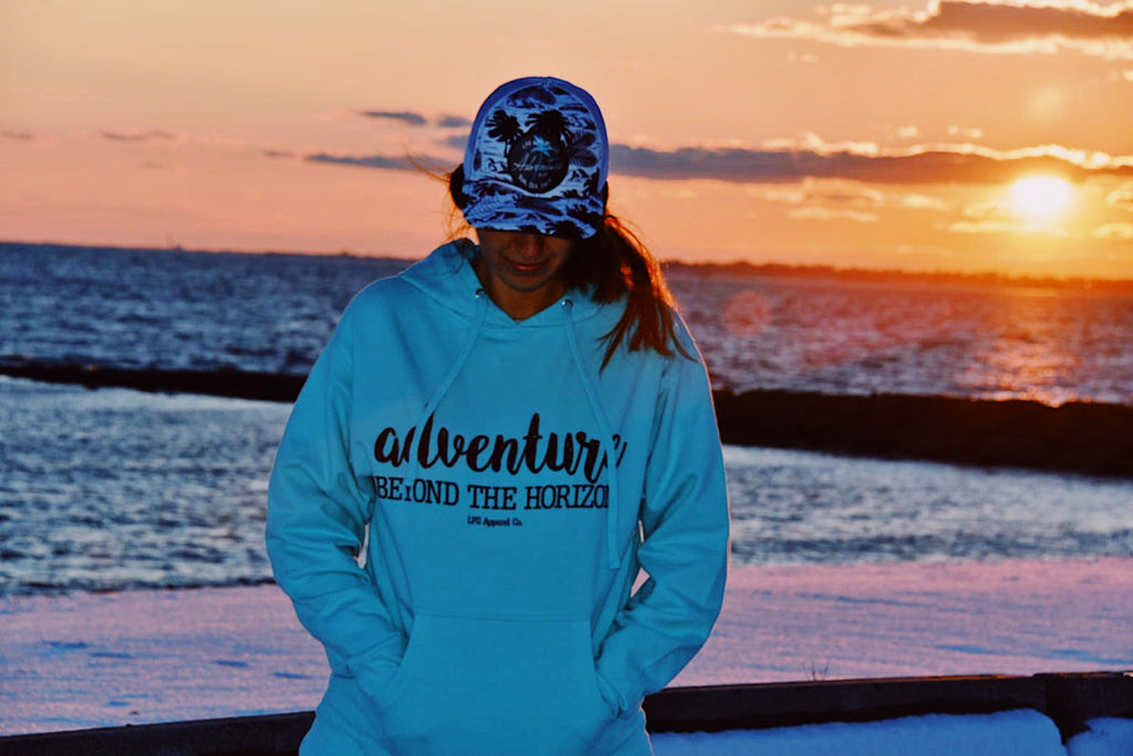 LPG Apparel Co. Adventure Mid-weight Hoodie - Lobo Performance Gear