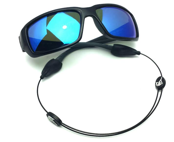 LPG Apparel Co. OUTRIGGERS Adjustable Sunglass Strap - Lobo Performance Gear