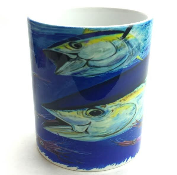 LPG Apparel Co. Bigeye Tuna Coffee Mug - Lobo Performance Gear