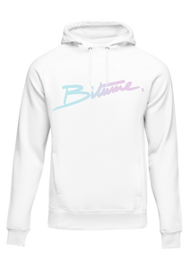 "Sweat Shirt 100 % Bitume SIGNATURE BIG "" Moon White "" personnalisable."