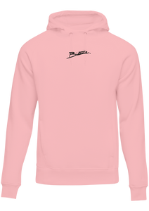 Sweat Shirt 100 % Bitume MY SIGNATURE rose personnalisable.