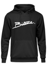 Charger l'image dans la galerie, Sweat Shirt 100 % Bitume SIGNATURE BIG noir personnalisable.