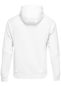 Sweat Shirt 100 % Bitume Supermot' Life blanc personnalisable.