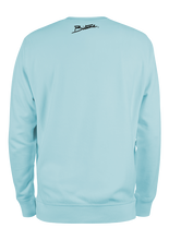 "Charger l'image dans la galerie, Sweat Shirt 100 % Bitume "" Candy Blue Pastel "" personnalisable."