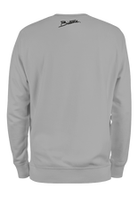 "Charger l'image dans la galerie, Sweat Shirt 100 % Bitume "" MoonDust Grey "" personnalisable."