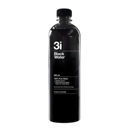 3i Black Water 600ml