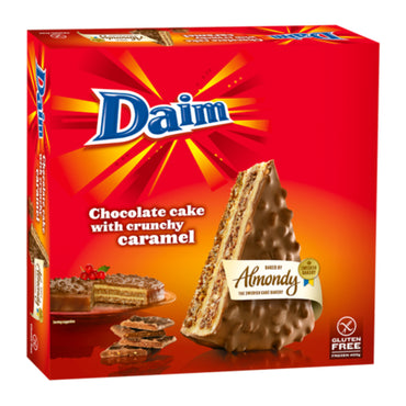 Almondy DAIM Cake 12Pcs - 400g