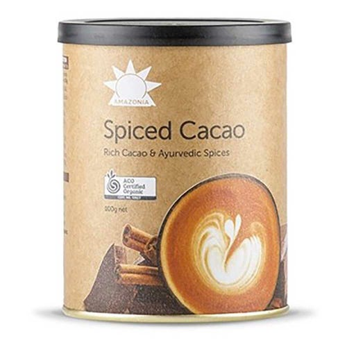 Amazonia Raw Spiced Cacao Latte (100g)