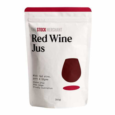 The Stock Merchant - Red Wine Jus 300g