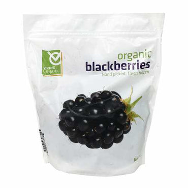 Viking Frozen Organic Blackberries
