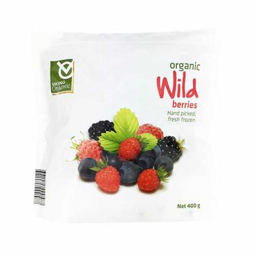 Viking Frozen Organic Wild Berries