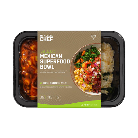 My Muscle Chef - Mexican Superfood Bowl