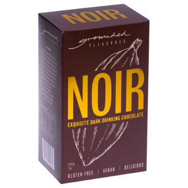 Grounded Pleasures Noir Drinking Chocolate