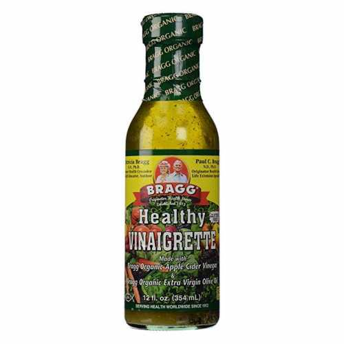 Bragg Organic Salad Dressing Healthy Vinaigrette (354ml)