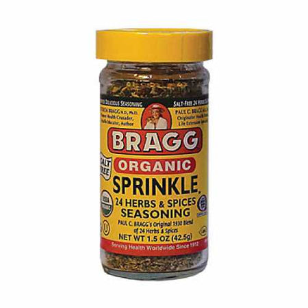 Bragg Organic Sprinkle Seasoning Herbs and Spices (42.5g)