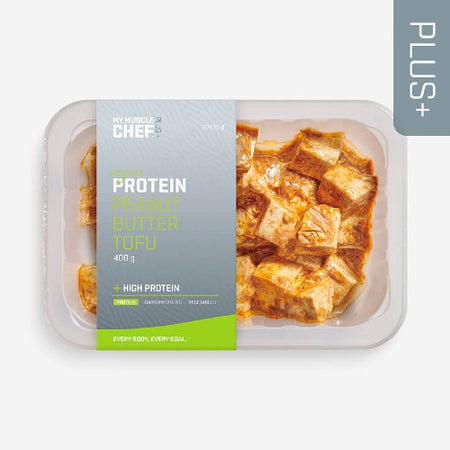 My Muscle Chef - PLUS + | PROTEIN Peanut Butter Tofu