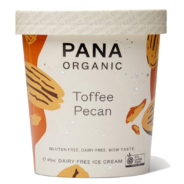 Pana Toffee Pecan Dairy Free Ice Cream