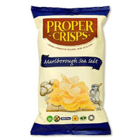 Proper Crisps Marlborough Sea Salt (150g)