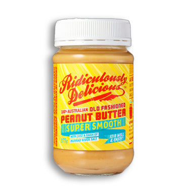 Ridiculously Delicious Super Smooth Peanut Butter