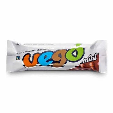 Vego Whole Hazelnut Chocolate Bar Mini (65g)