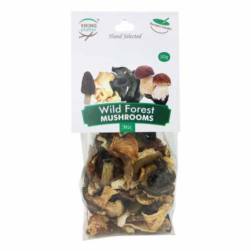 Viking Wild Forest Mushrooms Mix