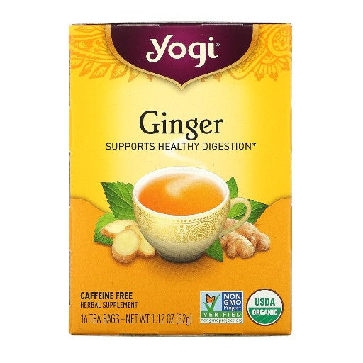 Ginger Tea (16 bags)