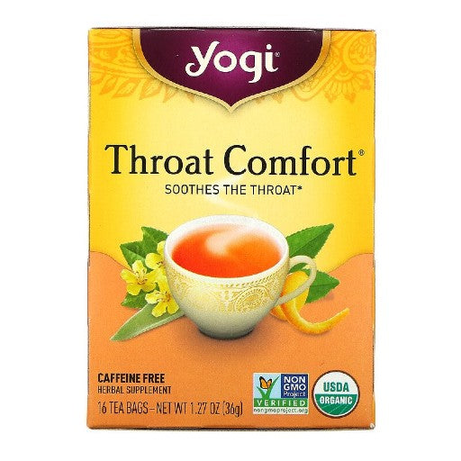 Throat Comfort Tea (16 bags)
