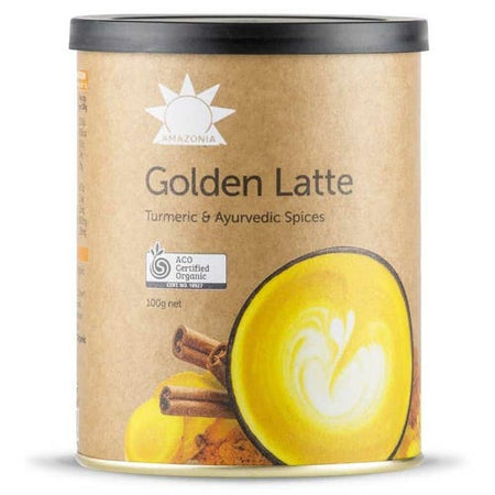 Amazonia Raw Golden Latte (100g)