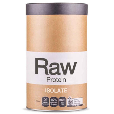 Amazonia Raw Protein Isolate - Natural (500g)
