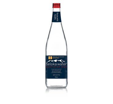 Beloka Lightly Sparkling Water 12 x 750ml