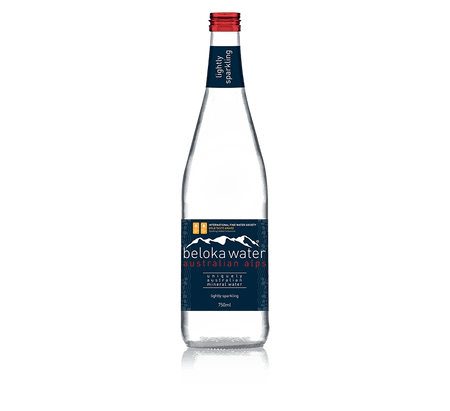 Beloka Lightly Sparkling Water 750ml