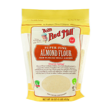 Bob's Red Mill Organic Almond Meal Flour Gluten Free (453g)