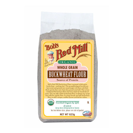 Bob's Red Mill Organic Buckwheat Flour (623g)