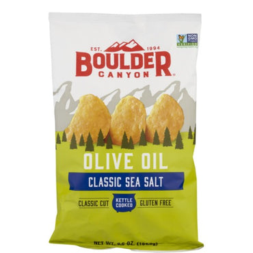 Olive Oil Classic Sea Salt Chips (142g)