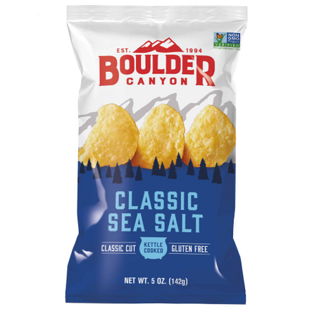 Classic Sea Salt Chips (142g)