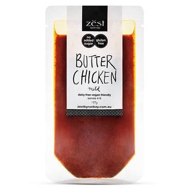Zest Butter Chicken 175g
