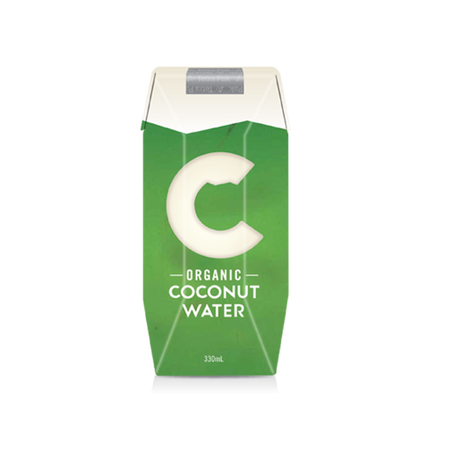 C Organic Coconut Water 330ml