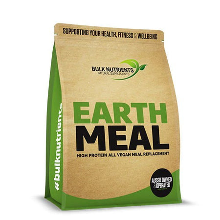 Bulk Nutrients Earth Meal Chocolate (1kg)