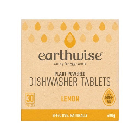 Earthwise Dishwasher Tablets Lemon (30tbs)