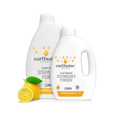 Earthwise Dishwasher Powder Lemon (1kg)
