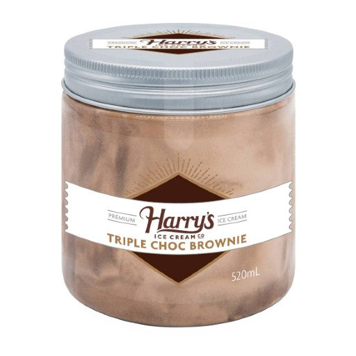 Harry's Triple Choc Brownie (520ml)