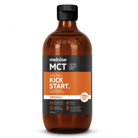 Melrose MCT Oil Original (500ml)