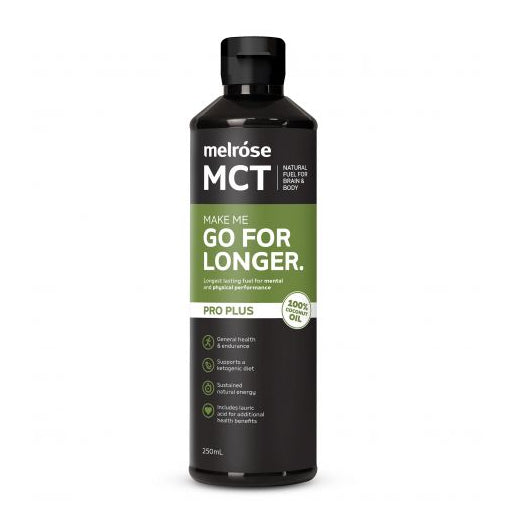 Melrose MCT Oil Pro Plus (250ml)