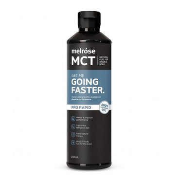 Melrose MCT Oil Pro Rapid (250ml)