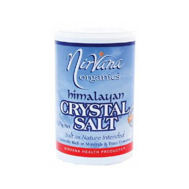 Nirvana Himalayan Salt Medium (Shaker) (125g)